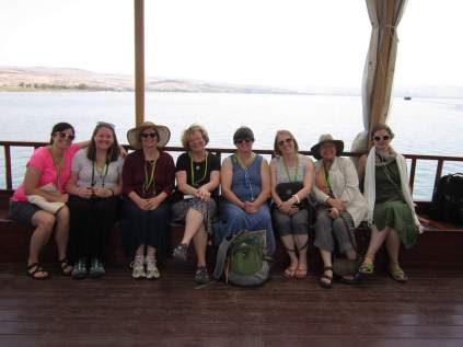 """Girls of Galilee""- the female pastors of NCIP"