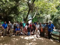 NCIP pastors at the Jordan River